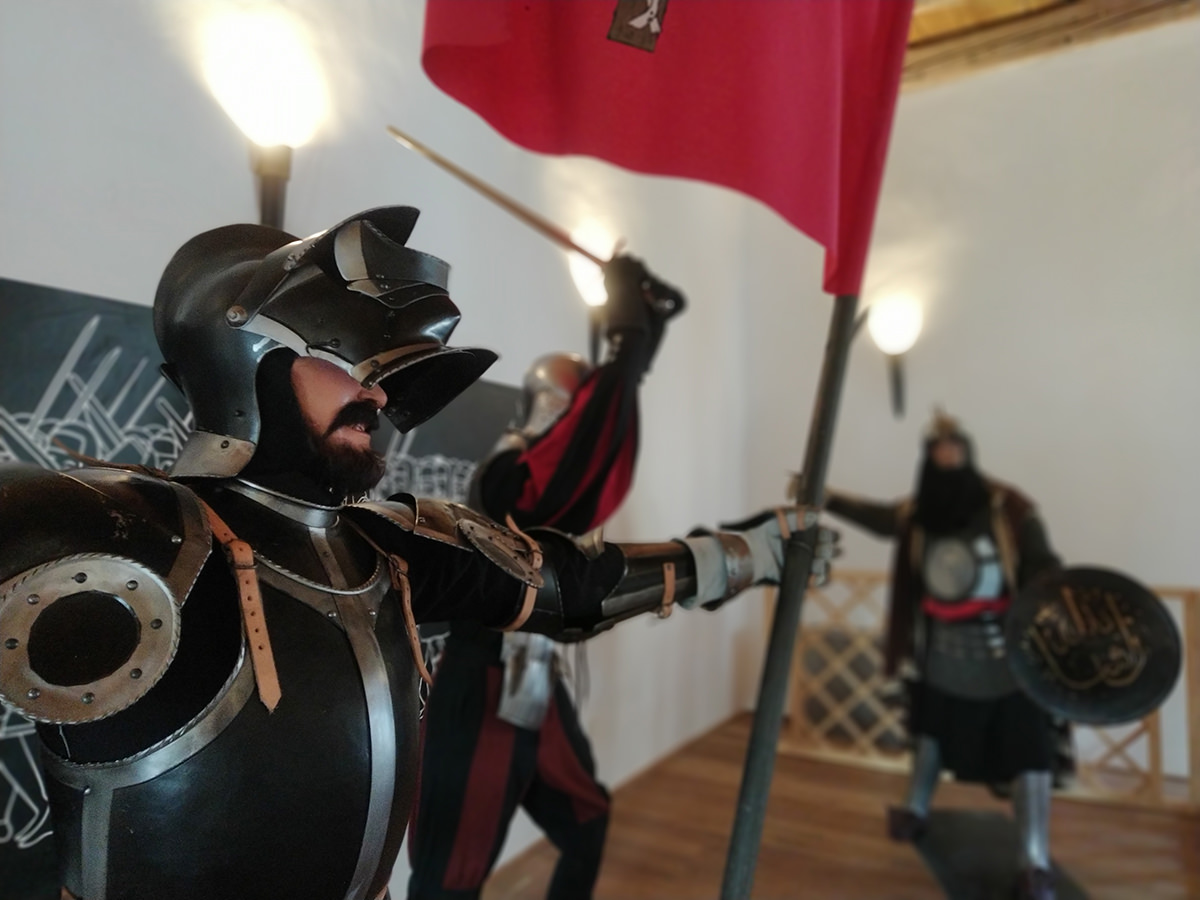Turizem Velike Lašče | Prikaz bitke pri Budačkem
